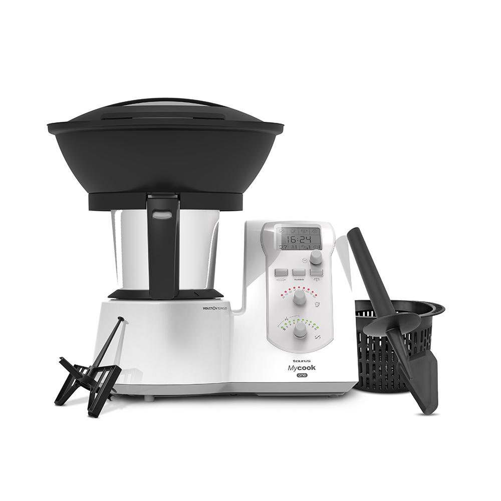 Robot de cocina Mycook One de Taurus.  Promoción especial limitada a 25 unidades para seguidores de Directo al Paladar con nuestro código PALADARONE