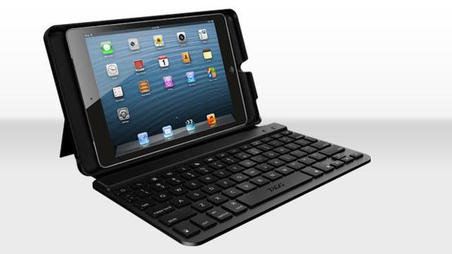 El Mini 9 de ZAGG ofrece algo más de tamaño para escribir más cómodamente
