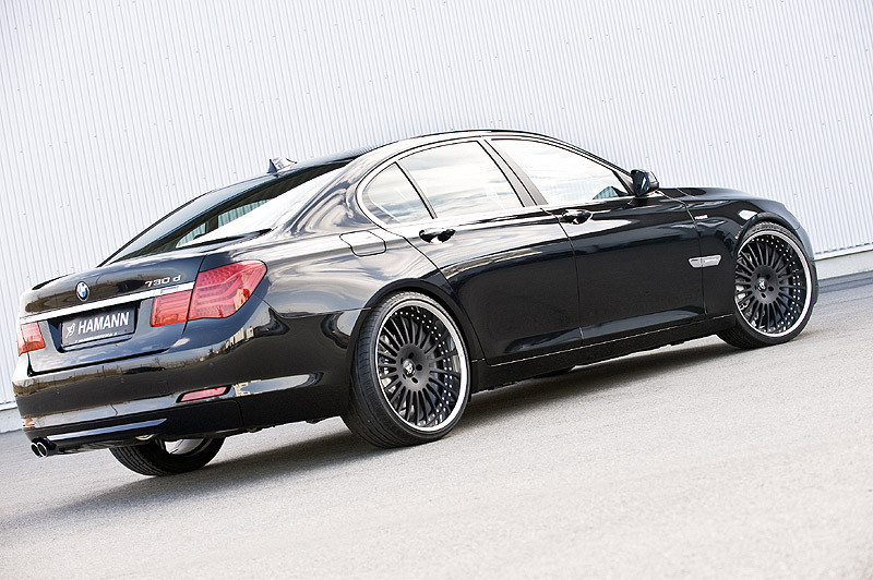 Foto de Llantas Hamann para el BMW Serie 7 y Maserati Granturismo (1/8)