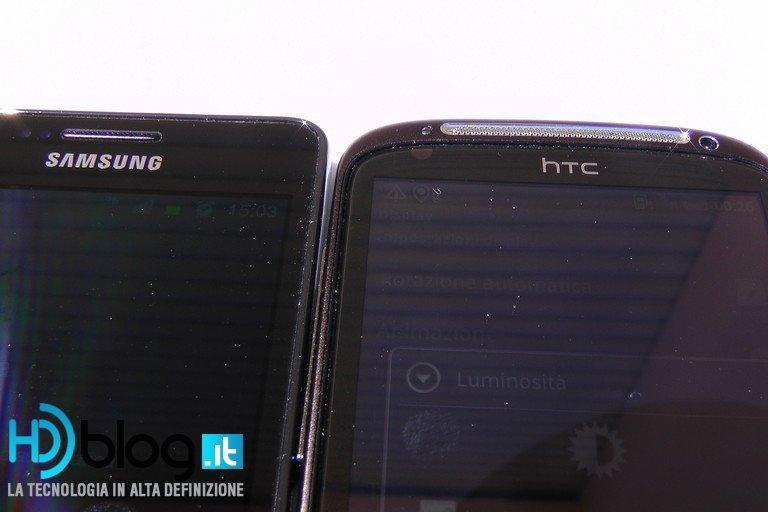 Foto de Samsung Galaxy SII vs. HTC Sensation (2/29)