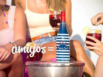 Mar & Sol, sangría con estilo para las comidas que te quedan por celebrar este verano