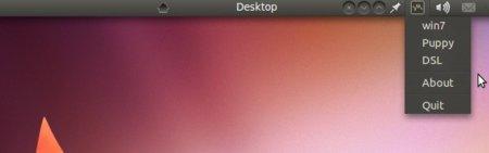 Accede más rápido a tus máquinas virtuales en Ubuntu con un indicador