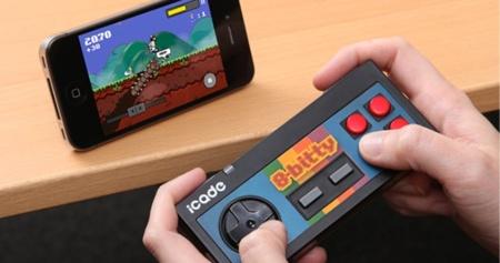 8-Bitty, un nuevo gamepad para tus dispositivos iOS