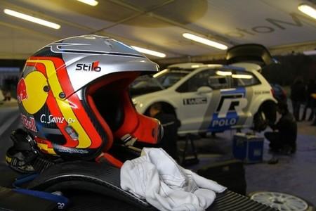 Carlos Sainz se ofrece para hacer debutar el Polo R WRC