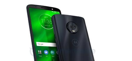 Nueva familia Moto G6: aparecen nuevos renders que no dejan nada a la imaginación