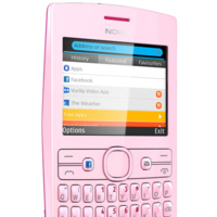 Nokia Asha 205 y 206