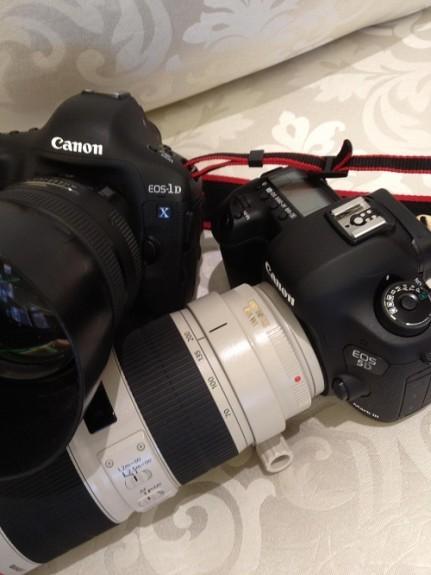 Foto de Filtradas imágenes de la ¿nueva 5D MKIII? (3/6)
