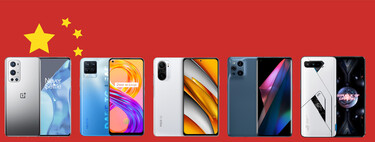 The best Chinese mobiles of 2021