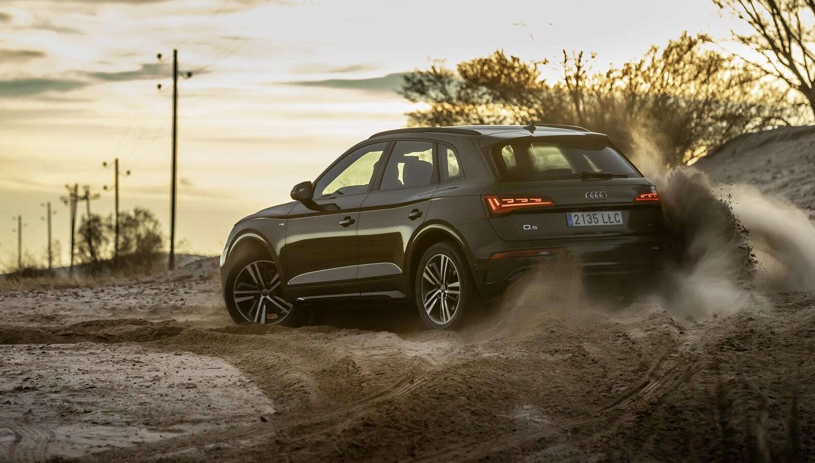Foto de Audi Q5 2020, prueba (15/52)