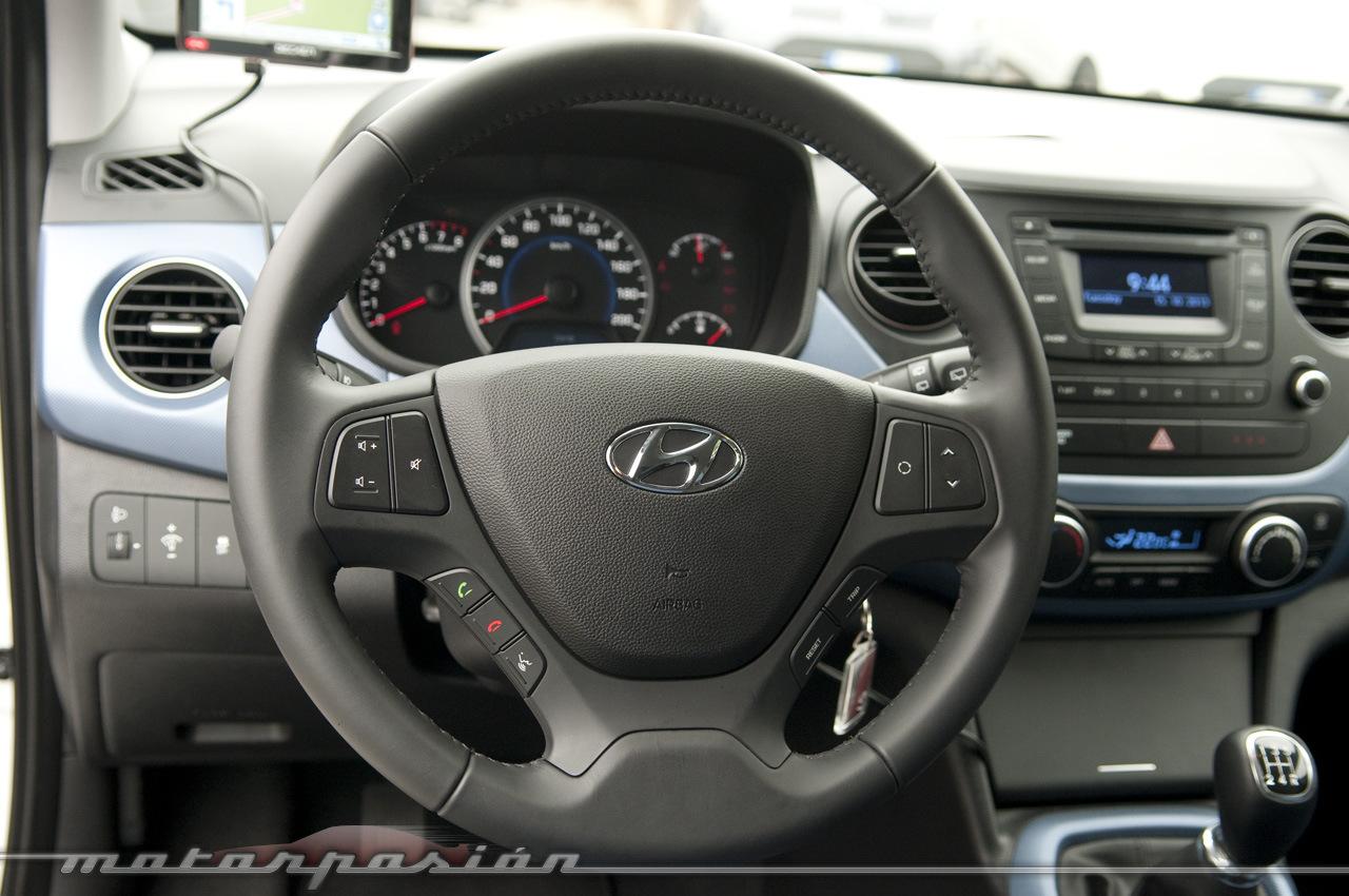 Foto de Hyundai i10 2013 (presentación) (22/28)