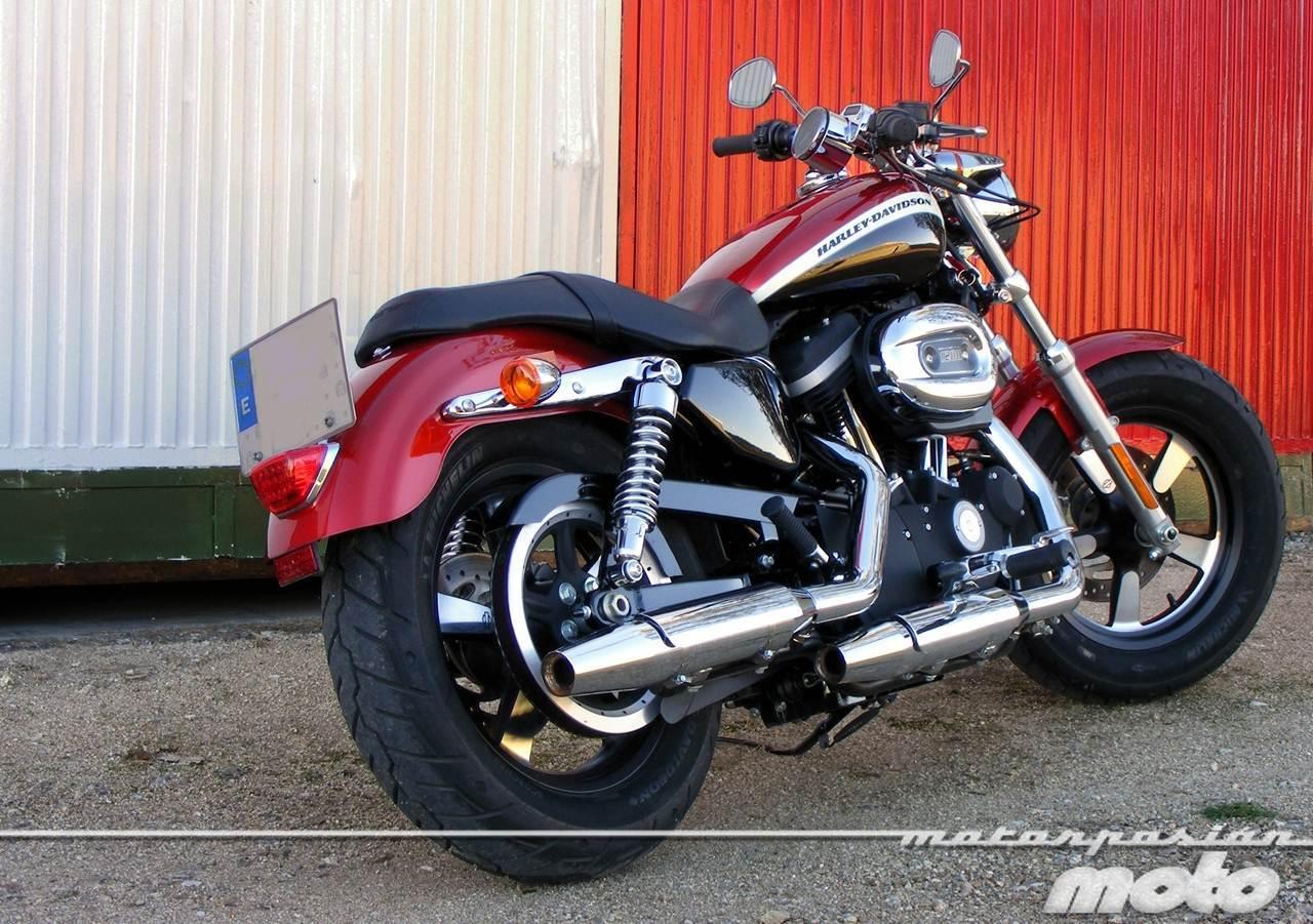 Foto de Harley-Davidson XR 1200CA Custom Limited (34/65)