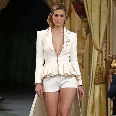 Las nuevas tendencias en vestidos de novia que dominarán este 2020