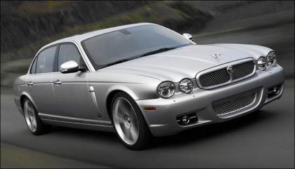 Restyle para el Jaguar XJ
