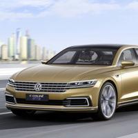Volkswagen C Coupé GTE Concept, el futuro Phaeton coupé