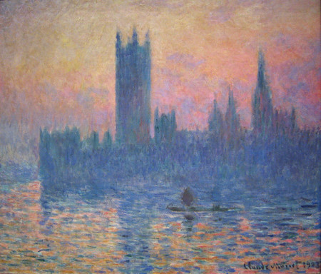 Monet En Londres