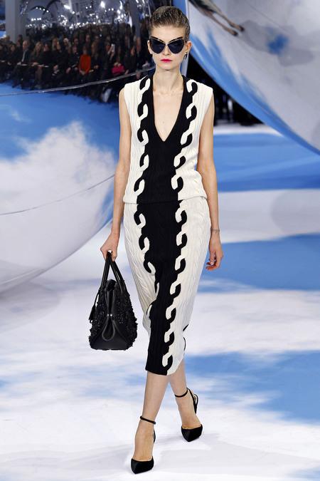 Foto de Christian Dior Otoño-Invierno 2013/2014: Memory dresses (9/21)