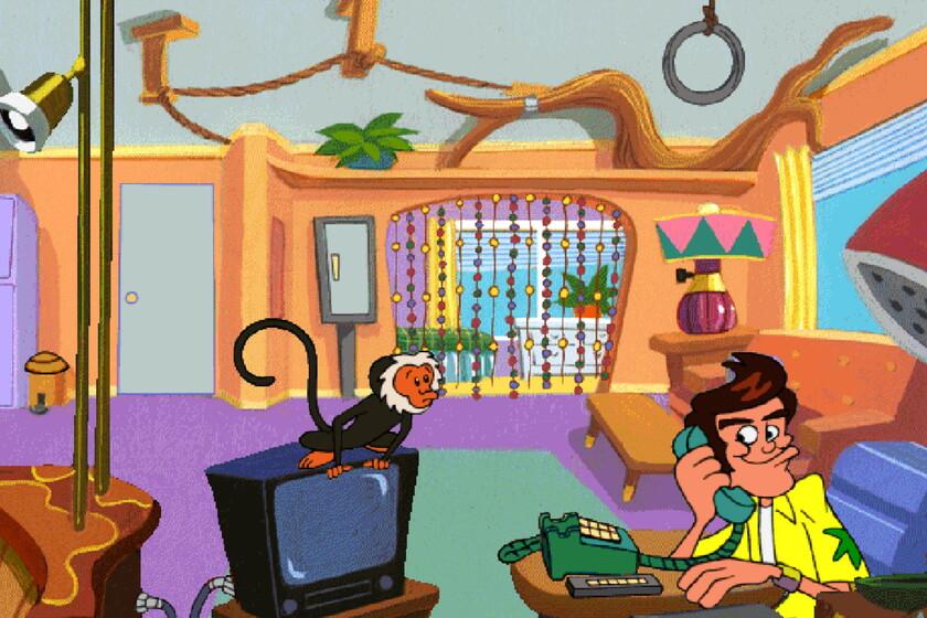 El videojuego de Ace Ventura, toda una rareza en las aventuras gráficas que hizo honor al personaje de Jim Carrey