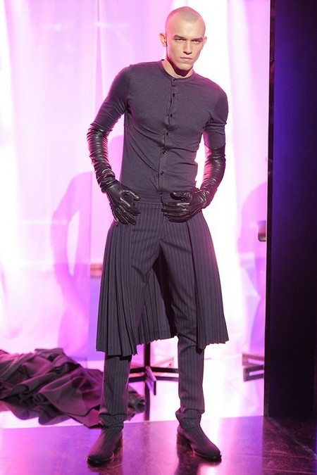 Jean Paul Gaultier Otoño-Invierno 2012/2014 ready to wear