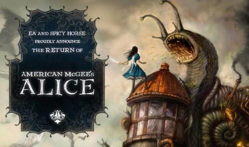 'Alice':nuevaentregaencamino