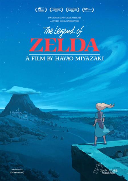 Zelda X Ghibli 3