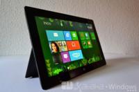 Una Surface Pro con 256 GB de SSD camino de Japón
