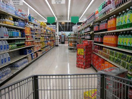 Cuida tu dieta en el supermercado