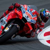 Paolo Ciabatti desvela que Jorge Lorenzo firmó con Honda antes de que Ducati le echara