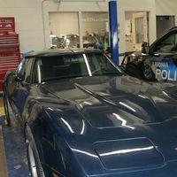 Este Chevrolet Corvette fue encontrado 38 años después de haber sido robado