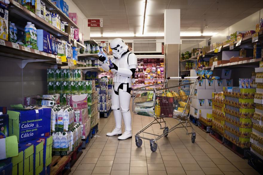 Foto de El día a día de los Stormtroopers (7/16)