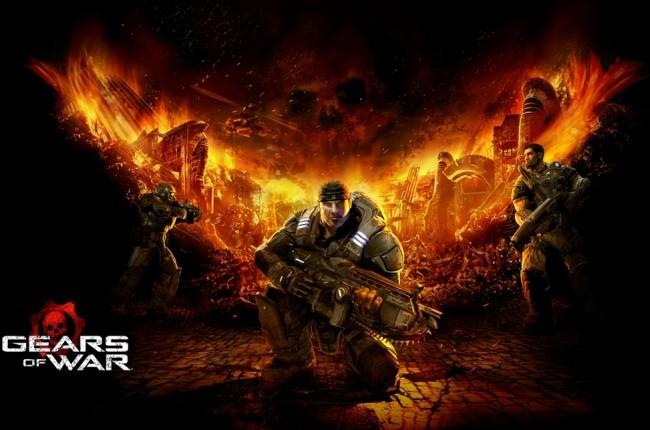 Resultat d'imatges de gears of war 1