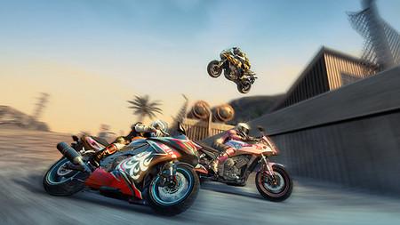 'Burnout Paradise', más sobre las motos