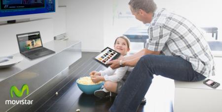 Movistar aumenta 1 GB gratis sus tarifas Fusión [Actualizado]