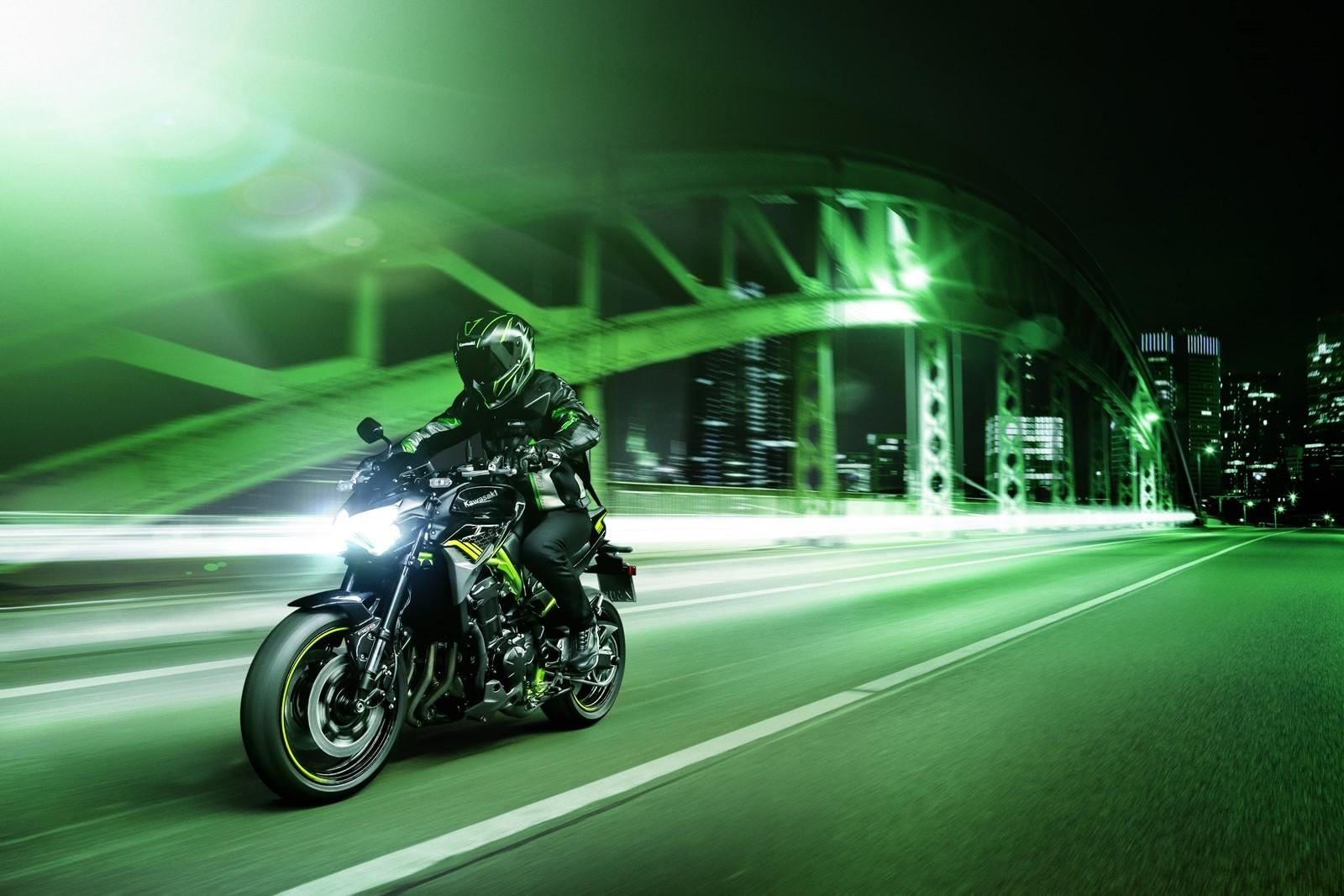 Foto de Kawasaki Z900 2020 (15/31)