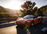 Las 17 mejores fotos del McLaren 650S Spider