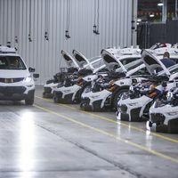 Chevrolet pasa revista a sus Bolt autónomos, listos ya para rodar por Estados Unidos