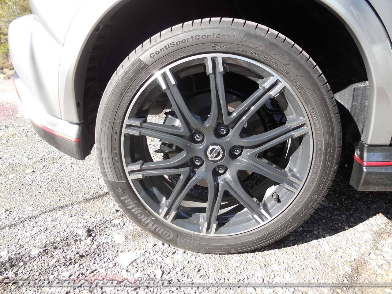 Foto de Nissan Juke Nismo (presentación propias) (14/45)