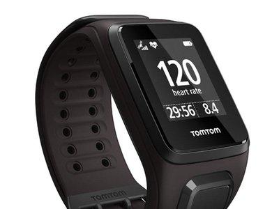Reloj deportivo TomTom Spark Cardio Music, con GPS y sensor de ritmo cardíaco, por 161 euros