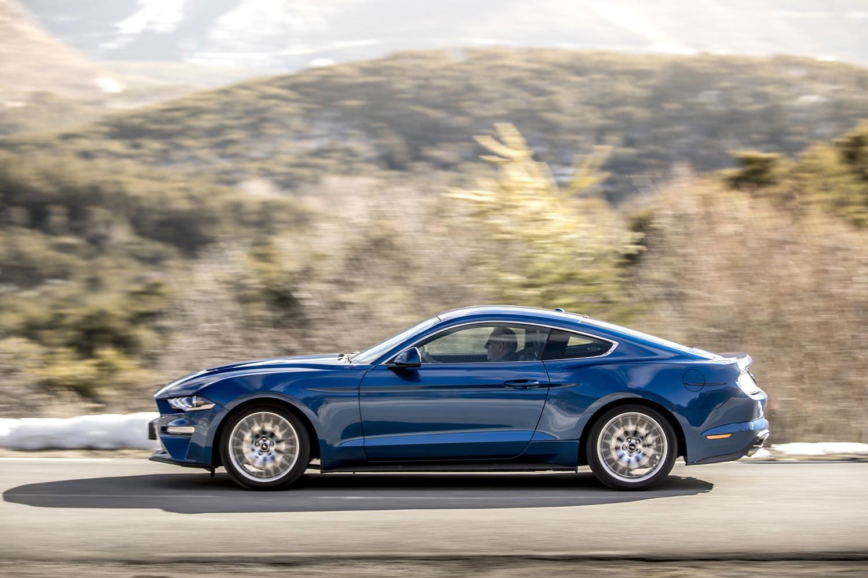 Foto de Ford Mustang 2018, toma de contacto (24/159)