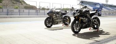 Triumph Daytona Moto2 765 LE: 130 CV y traje de fibra de carbono para el retorno de las deportivas británicas