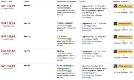Amazon Snes