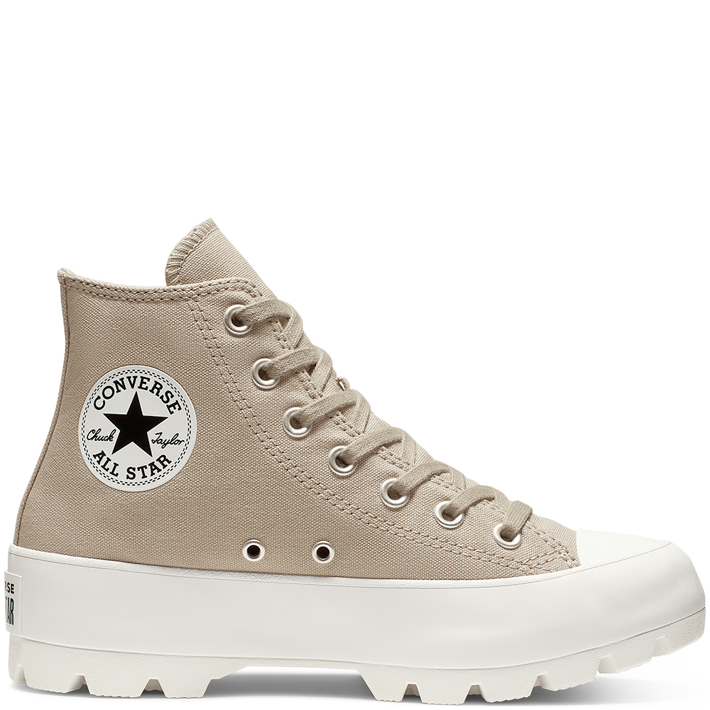 Lugged Chuck Taylor All Star High Top para mujer