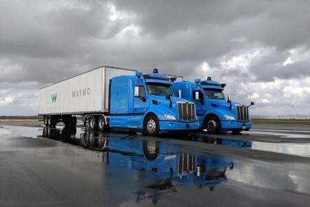 Waymo Camiones Autonomos
