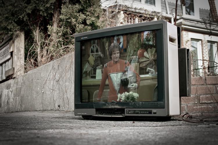 Foto de Televisiones Abandonadas, por Alex Beker (9/14)