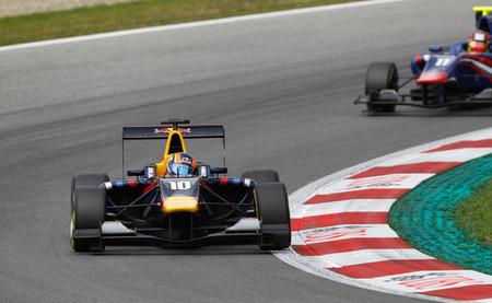 Carlin reparte victorias en la GP3 entre Alex Lynn y Emil Bernstorff