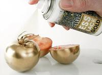 Spray de oro comestible