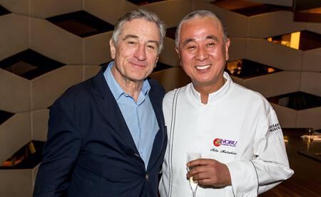 De actor a anfitrión gastronómico: Madrid Fusión propone a Robert De Niro trabajo, a cambio de uno de los mejores menús del mundo