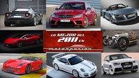 Mejor coche pasional: lo mejor de 2011 en Motorpasión