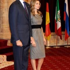 Foto 1 de 10 de la galería la-princesa-letizia-en-los-premios-principes-de-asturias en Trendencias