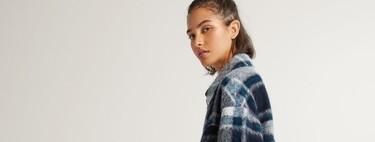 Este es el (nuevo) abrigo de Bershka que promete ser el favorito del street style: lo tiene todo para triunfar