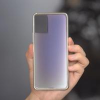 Smartphones que cambian de color en tiempo real, así es el futuro según vivo: el acabado degradado es cosa del pasado